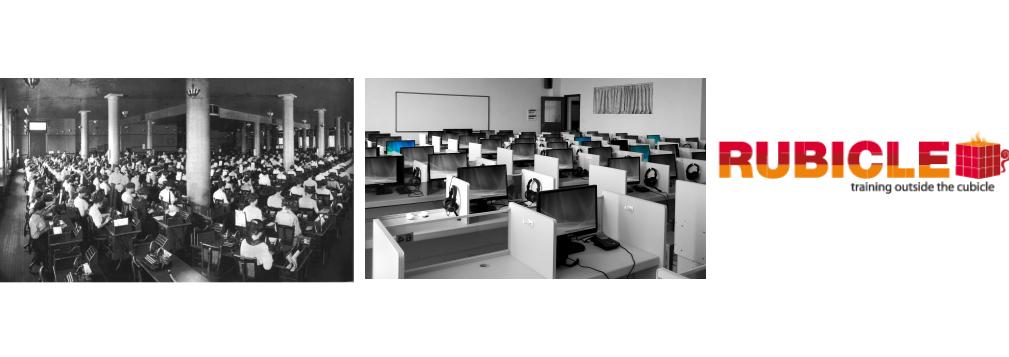"""De la ce înseamnă """"cubicle"""" la viziunea Rubicle"""
